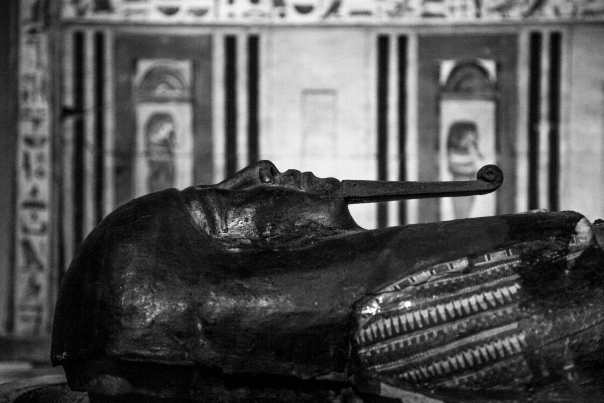 SVĚTOVÝ VĚHLAS: Dějiny Egypta se odkrývají i díky českým egyptologům
