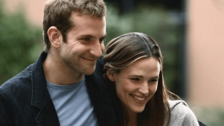 Bradleym Cooperem a Jennifer Garner
