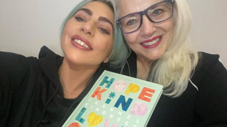 Lady Gaga s maminkou