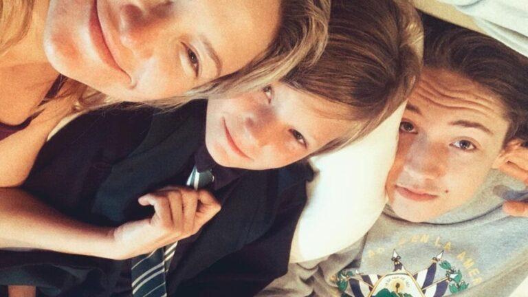 Kate Hudson se syny