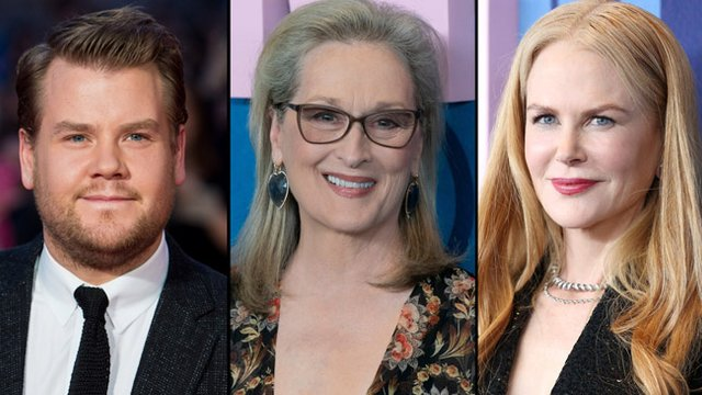 The Prom - James Corden, Maryl Streep, Nicole Kidman
