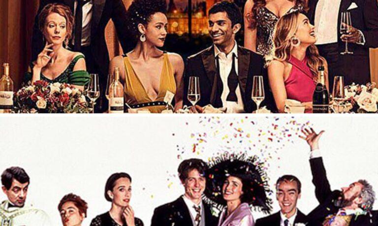 Čtyři svatby a jeden pohřeb seriál